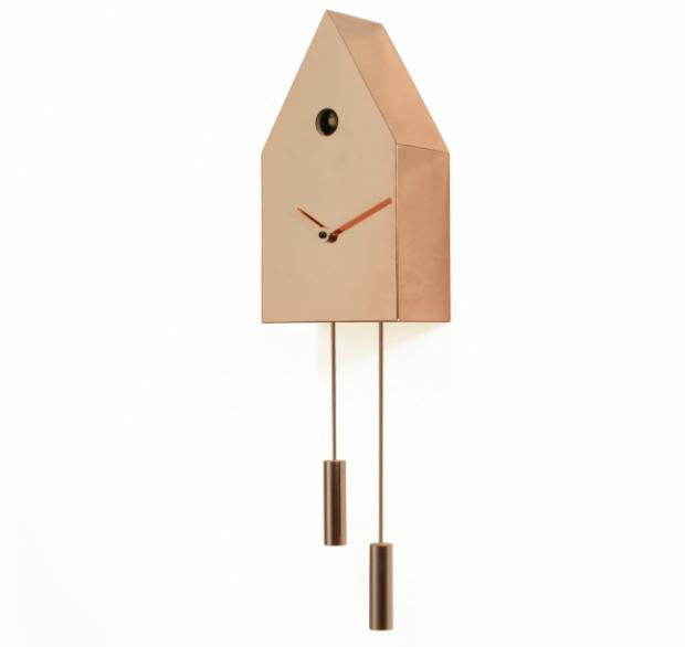 24k Cuckoo Clock - Copper, Red Candy £380.00