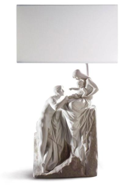 Family Lamp, Lladro £590.00