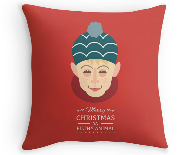 Kevin Home Alone - Merry Christmas Ya Filthy Animal, Redbubble £13.60