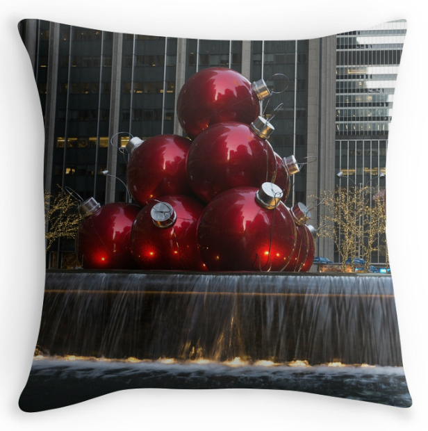 A Christmas Card from New York City, RedBubble £13.00