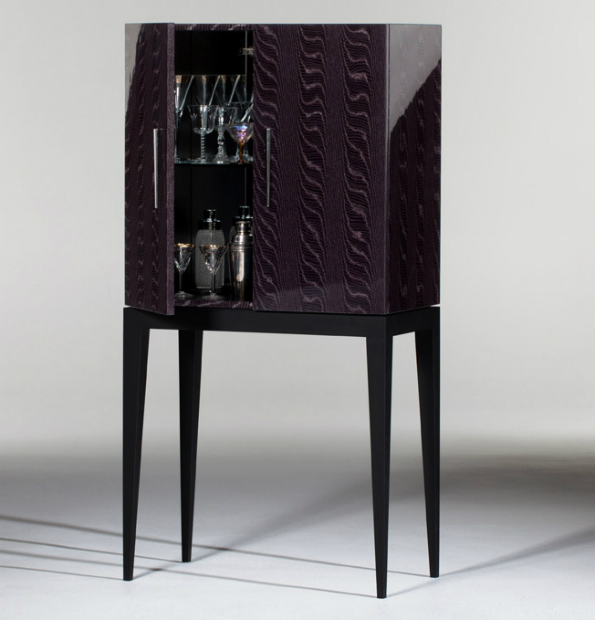 Argento Cocktail cabinet, Michael Northcroft