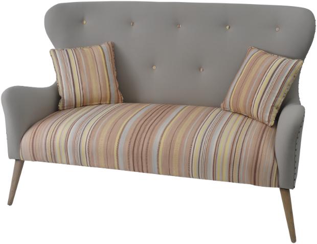 Ergo Retro Button Back Two Seater Sofa, Artisanti £1252.00