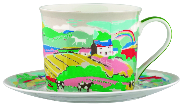 Beacon View Cup and Saucer, Cath Kidston £15.00