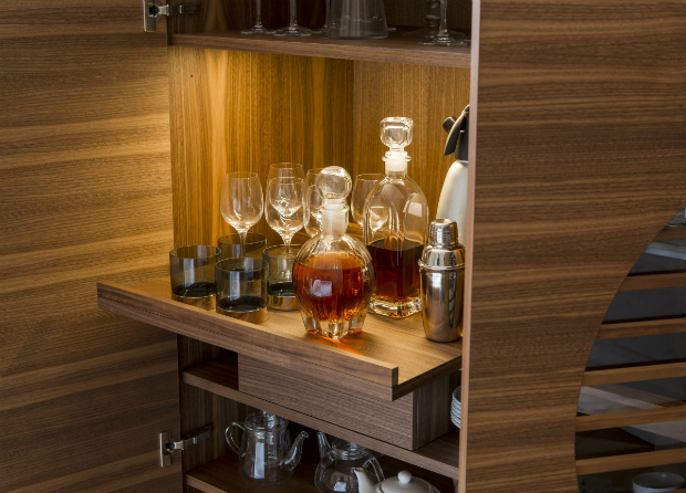 The Polifemo Drinks Cabinet, Go Modern £3960.00