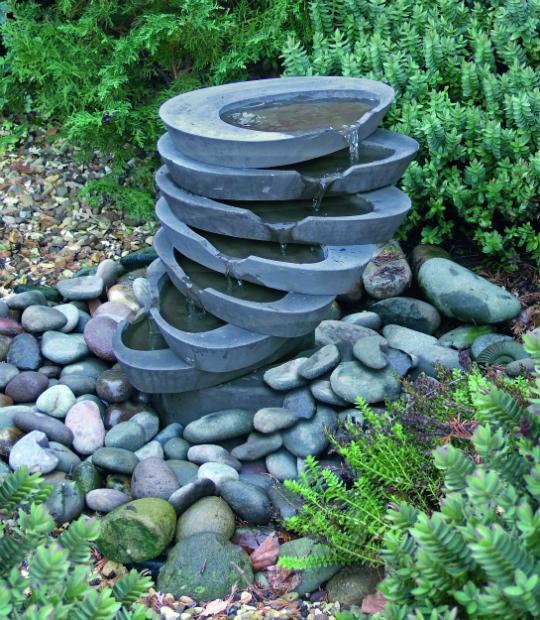 AquaStack Fountain, Haddonstone £295.00