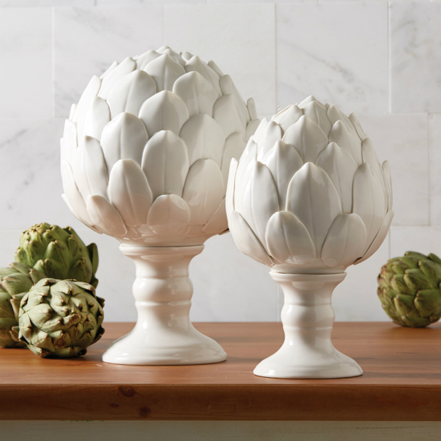 Artichoke Decorative Sculptures, INSPACES £172.00