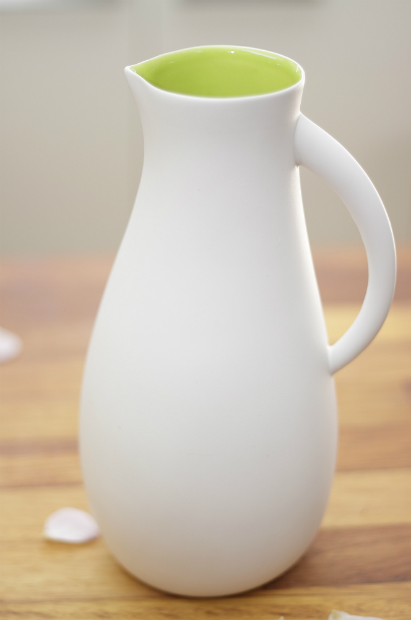 Water Pitcher Ludo Green by SIBO, JasmineWay £38.00