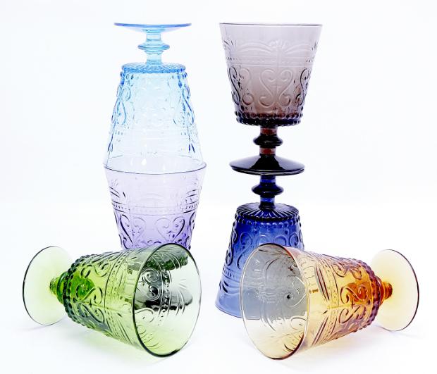 Water Glass Provenzale Acqua, JasmineWay £140.00