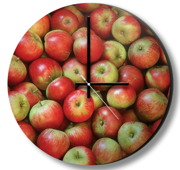 Apples Photo Clock, KICO Products £18.99