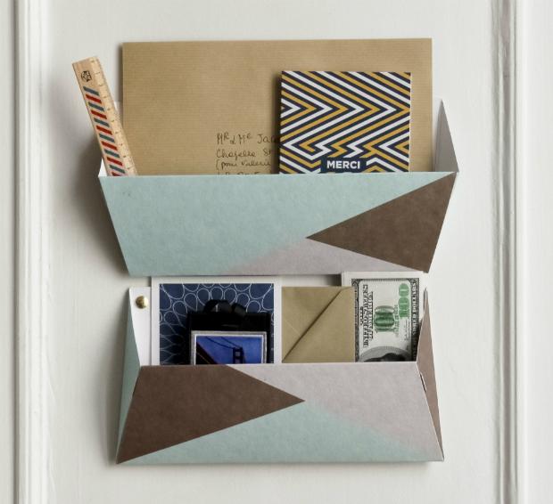 Papier Tigre Le Tri-postal 2 box, Les Parigotes