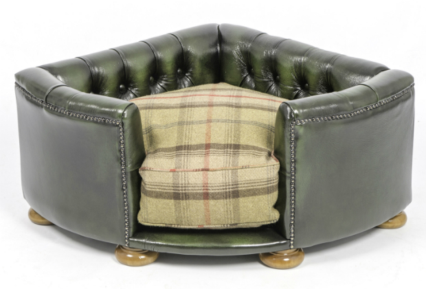 Burton Corner Dog Bed, LuxDeco £540.00