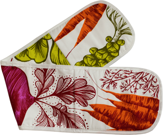 egetable Oven Gloves, One Brown Cow £19.00