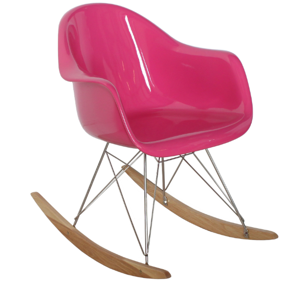 Eames Style RAR Rocker Chair (Gino), Out There Interiors £195.00