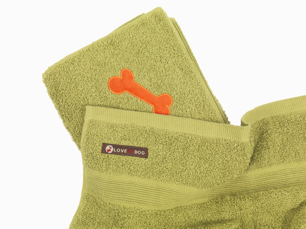Padbury Dog Towels, Style Tails £29.99