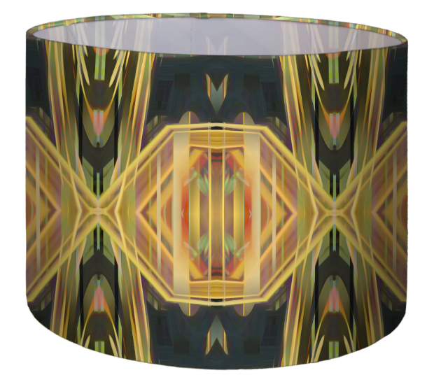 Forget Me Not large lamp shade, Parris Wakefield Additions £90.00