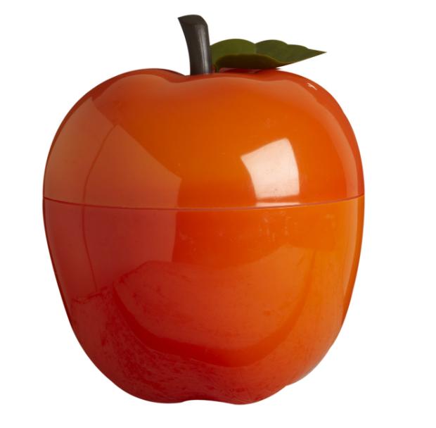 Retro Apple Ice Bucket, Raspberry Mash £25.00