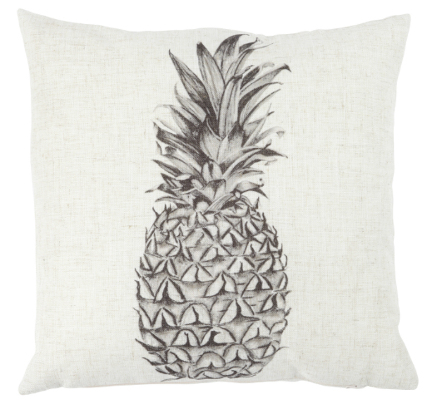 Pineapple Cushion, Tesco £8.00