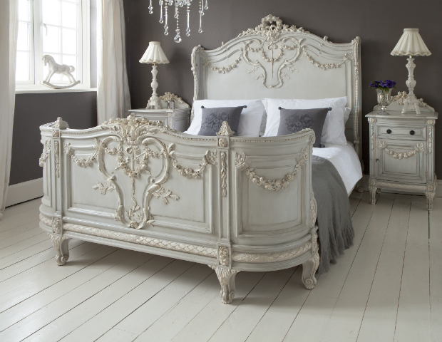 Provencal Bonaparte French Bed, The French Bedroom Company £1795.00