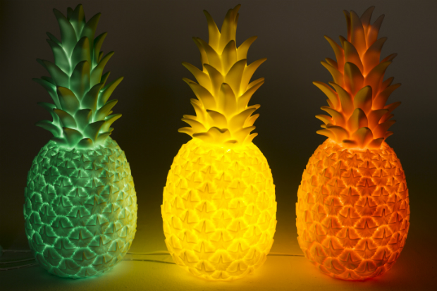 Pineapple Lamp, The Kid Who £60.00