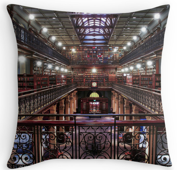Mortlock Library, Redbubble £12.00