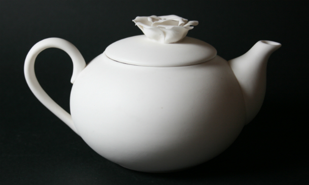 Rose Teapot, Inspaces £32.00