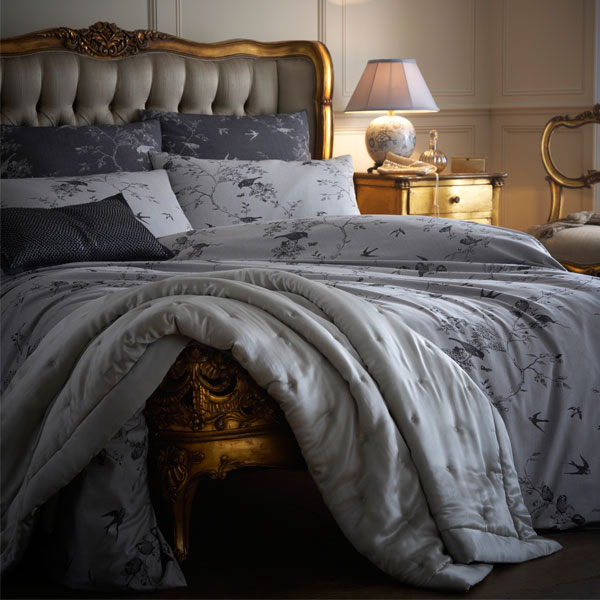 Jigsaw Romantic Bird Bedding Collection, Housing Units, From £15.00