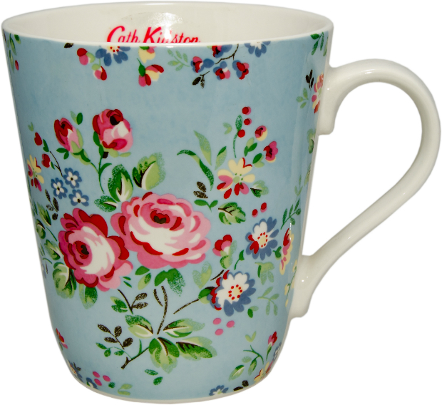 Cath Kidston Chelsea Rose Mug, One Brown Cow £6.50
