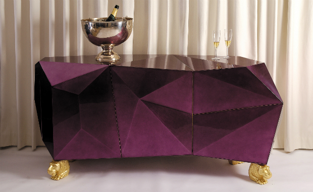 Diamond Sideboard, Boca do Lobo