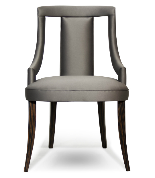 Eanda Dining Chair, Brabbu