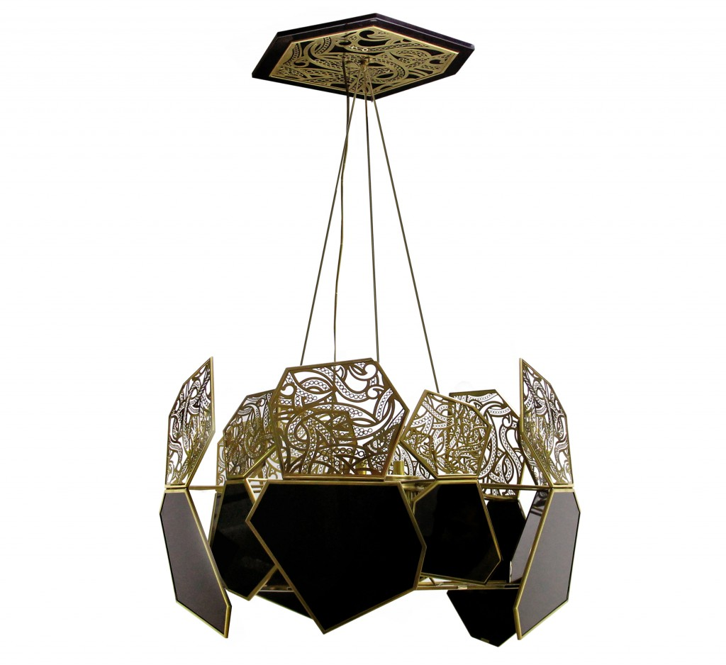Hypnotic Chandelier, Koket