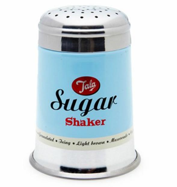 Tala 1960s Sugar Shaker, Jarrold £7.00