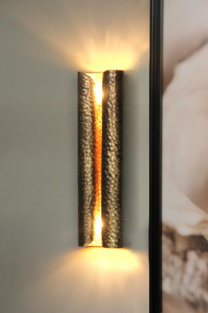 Vellum Wall Lamp, Brabbu