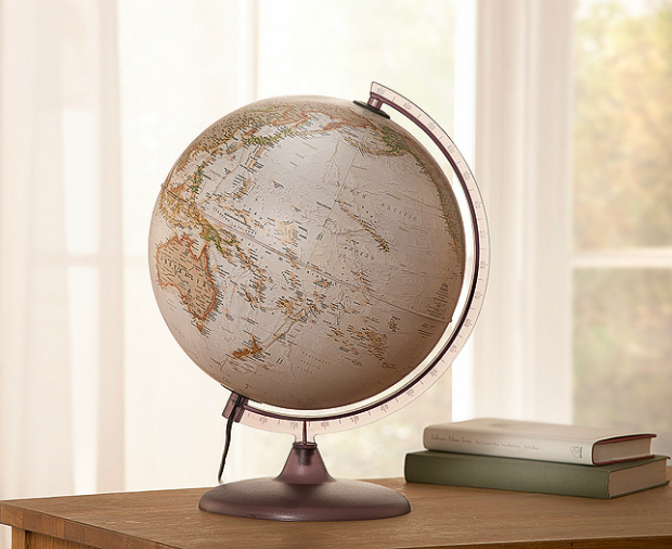Illuminated Globe Price, The Original Gift Company £41.20