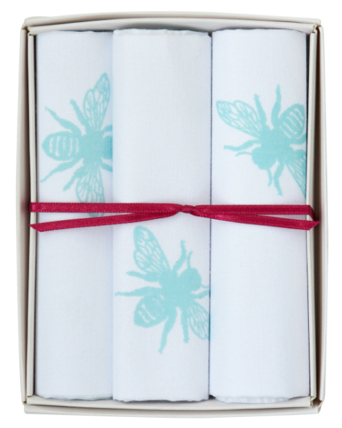 Bee Hanky box, Annabel James £18.50
