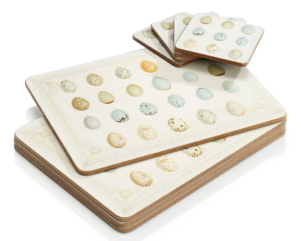 Easter Eggs Mat & Coaster Set, Marks and Spencer £15.00