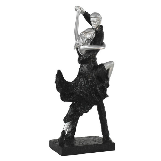 Tango Dance Black Figurine, Housing Units £39.00