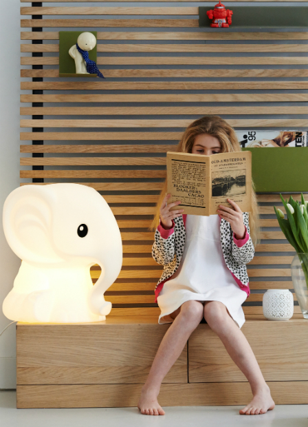 Anana baby elephant light, MAIDEN £120.00