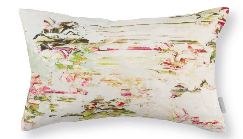 Pleasure Gardens Rectangular Cushion, LuxDeco £80.00