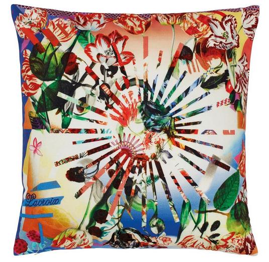 Christian Lacroix Sun Garden Papaye, Designers Guild £100.00