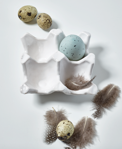 Mini Ceramic Egg Holder (Was £5.50) Now £2.75