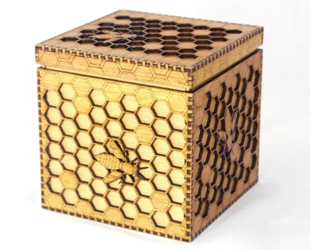 Bee Box, Swanky Maison £30.00
