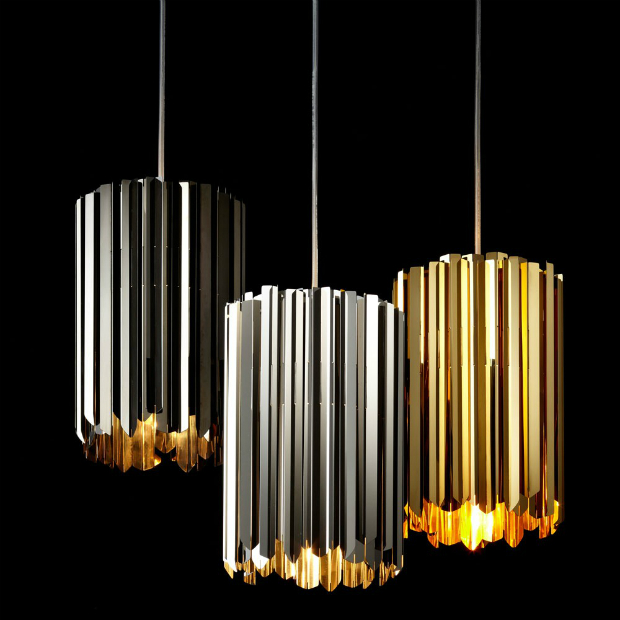 Tom Kirk Facet Pendant, Occa-Home £469.00