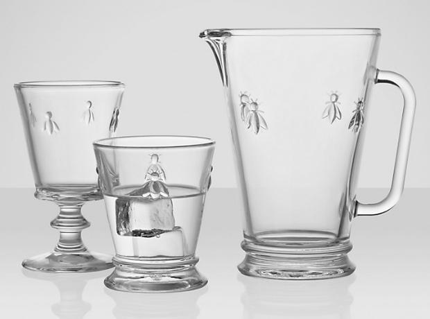 La Rochere Bee Glassware, John Lewis £5.00 - £35.00