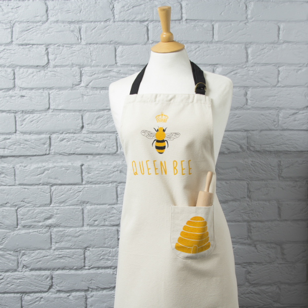 Queen Bee Apron, The Contemporary Home £16.50
