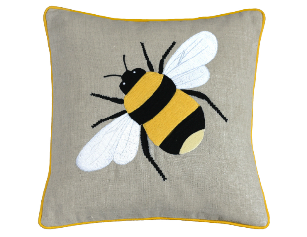 Bee Cushion, The Oak Room £29.99