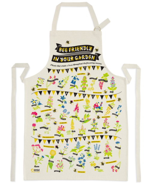 'Bee Friendly' Apron, The Oak Room £24.99