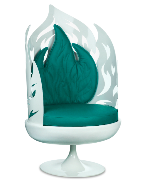 Flame Armchair, Touched Interiors £2760.00