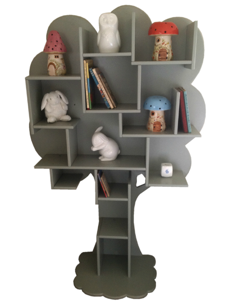 Nursery Bookshelves, White Rabbit England £560.00