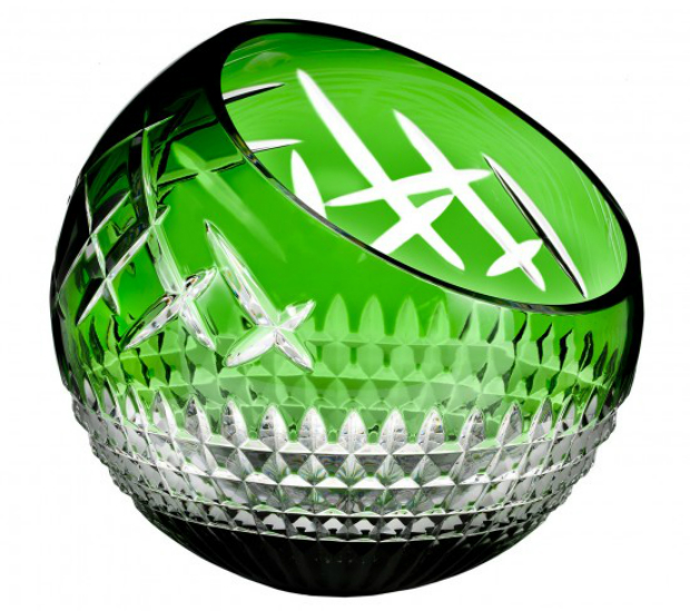 Fleurology Cleo Angled Rose Bowl, By Waterford £870.00