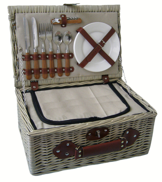 Two Person Chiller Hamper, Cotswold Trading £49.00